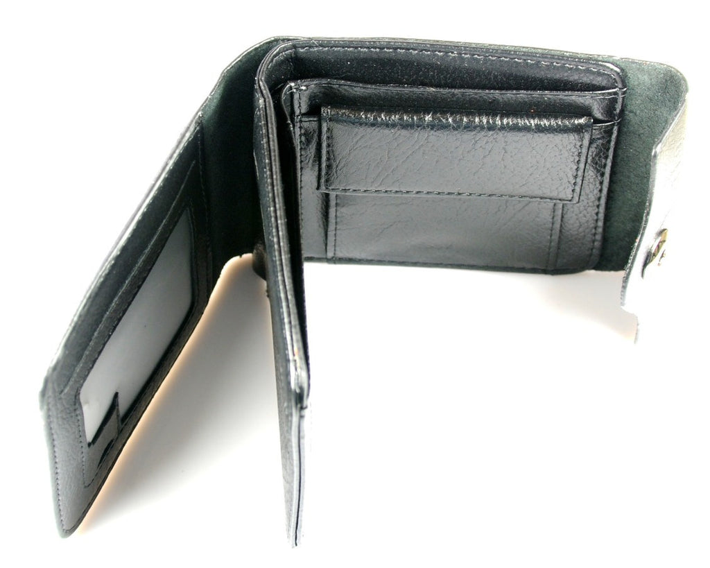 Casual Wallet with Coin Bag