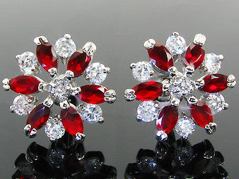 Red Ruby Cufflinks