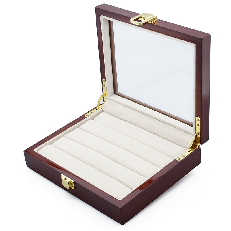 Luxury Cufflinks  Wooden Box