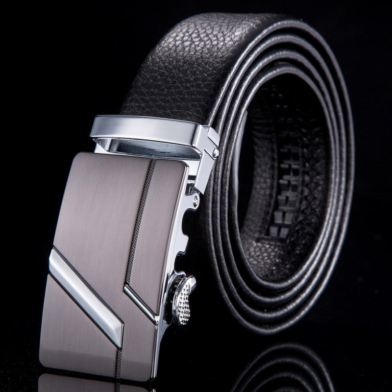 [MILUOTA] Genuine leather belt