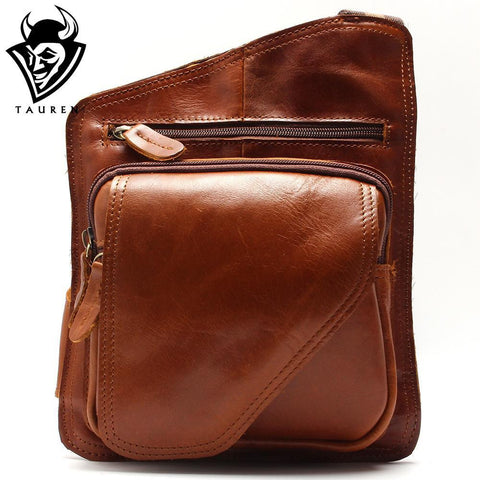 Bostanten Genuine Leather Briefcase