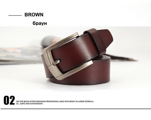 [DWTS] Genuine Leather Belt