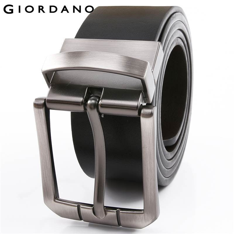 Giordano Reversible Leather Belt