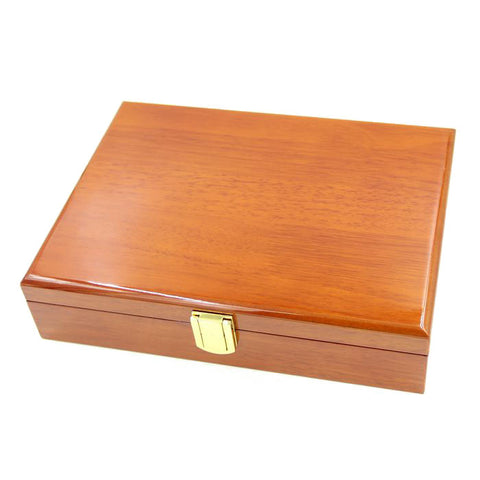 Crocodile Leather Jewellery Storage Box