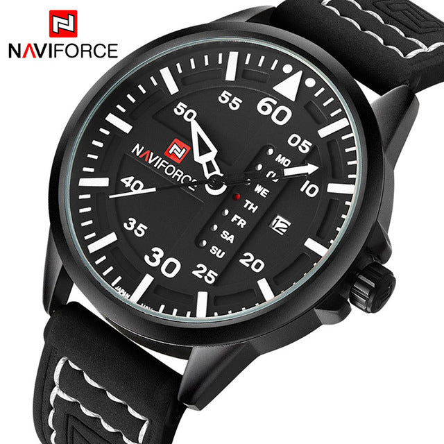 NAVIFORCE Men Sports Watch