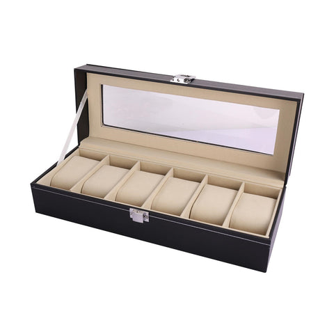 Cufflink storage box for 12 cufflinks