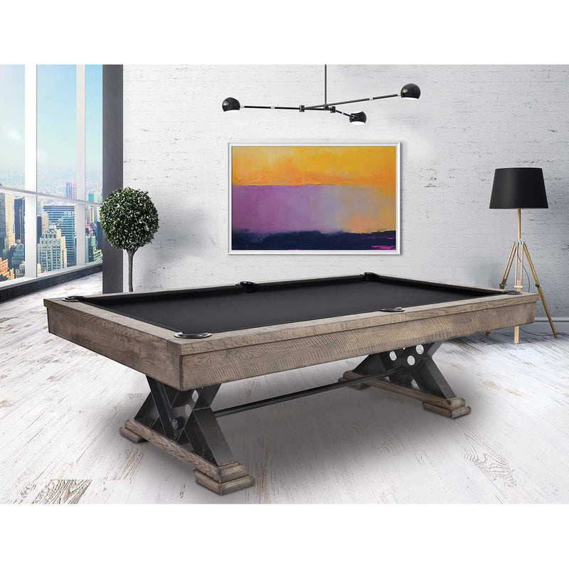 Presidential Vienna Pool Table