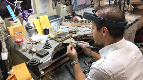 Jewelry repair on site ottawa