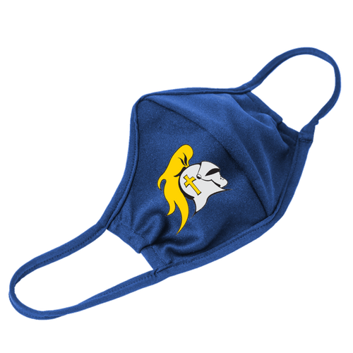 3-Ply School Logo Mask