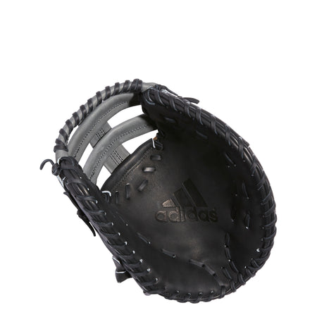 Adidas Men's PowerAlley 4 Baseball Cleats - Black - Q16481