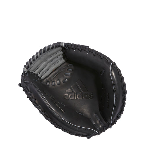 "adidas eqt 3250 cm 33.5"" baseball catcher mitt az9146 black grey"