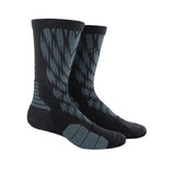 adidas traxion impact shockweb crew socks black onix grey 5138543 basketball sock sale closeout