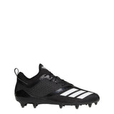adidas adizero 5-star 7.0 low football cleats black white b27975 mens cleat