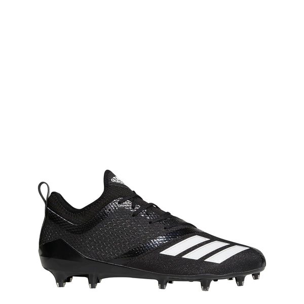 a95d52257d7 adidas adizero 5-star 7.0 low football cleats black white b27975 mens cleat