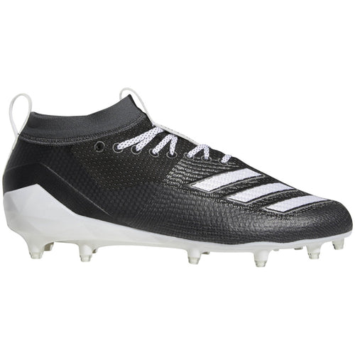 adidas adizero 5-star 8.0 low football cleat black white grey f36586 men men men's 2019 5 star football cleats