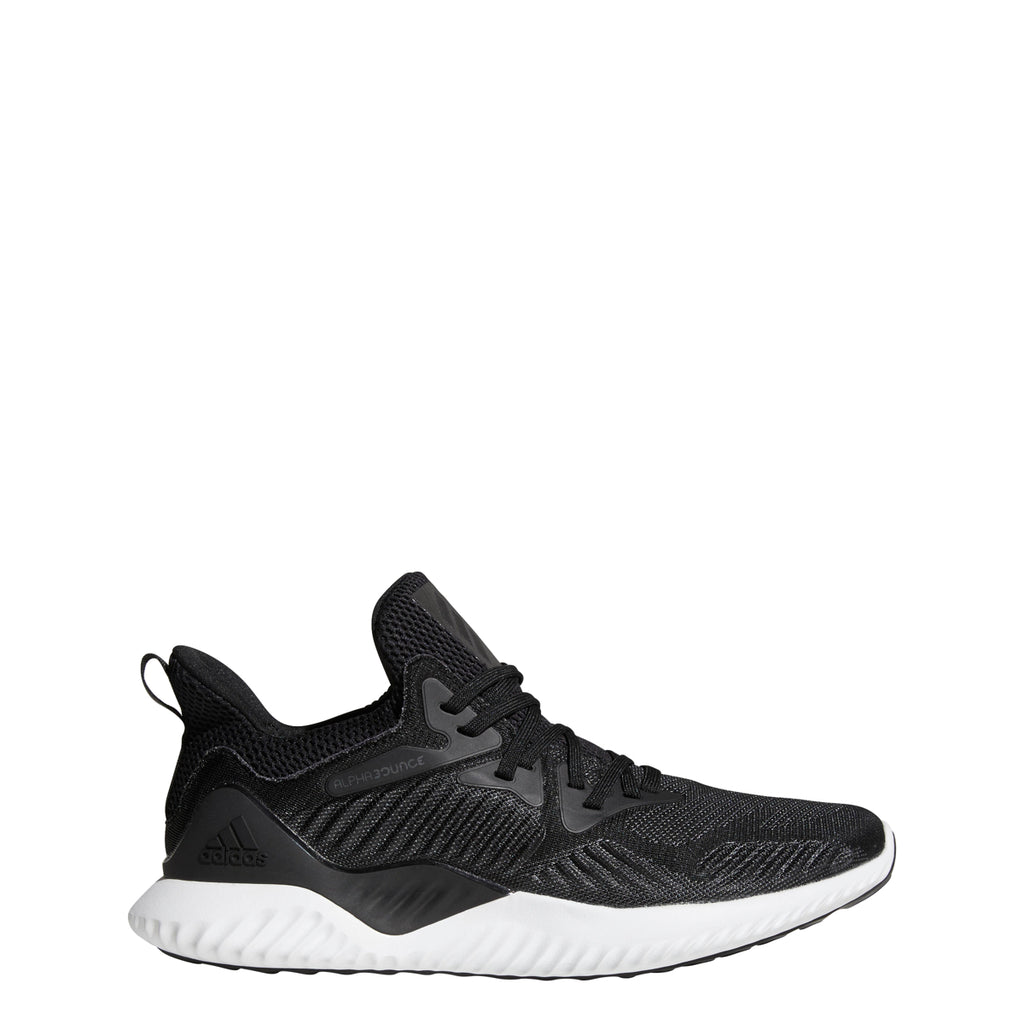 9c55e23704f08 Adidas Men s AlphaBounce Beyond Running Shoes - Black - AC8273 ...