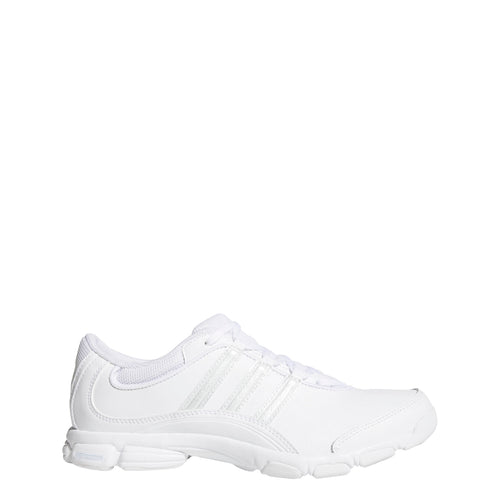 adidas cheer sport cheerleading shoes white 059611 womens women's cheerleader shoe