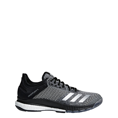 Adidas Women's CrazyFlight Bounce Volleyball Shoes - Black - BA9263