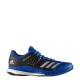 adidas women's crazyflight x volleyball shoes royal blue silver black ba9265 women women boost crazy flight volleyball shoe sale closeout
