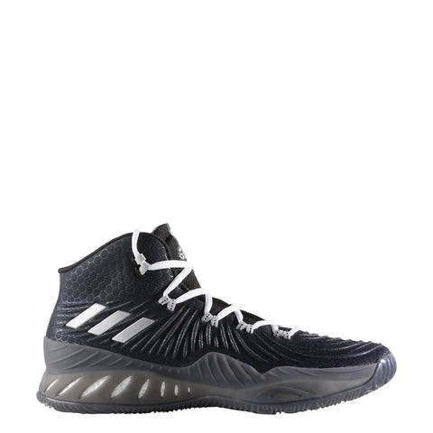 adidas crazy explosive 2017 black silver grey basketball shoe bw0985