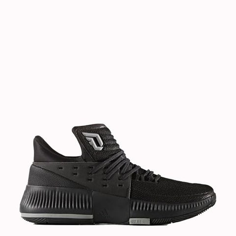 adidas dame 3 lights out basketball shoe black by3206 damien lillard d lillard 3