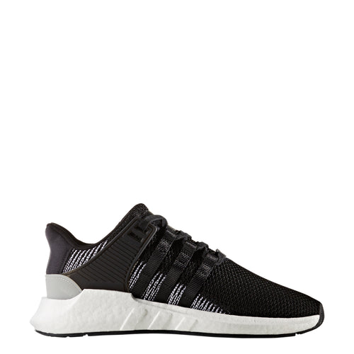 adidas originals eqt support 93/17 93-17 boost black white shoes by9509