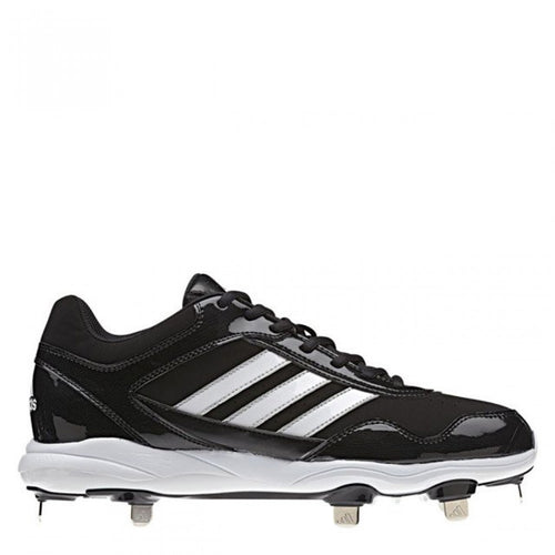 b54f10a33 adidas men s excelsior pro metal low metal baseball cleats black white  g59119 sale closeout