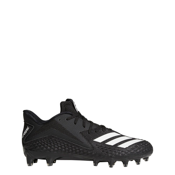 adidas freak x carbon low football cleats black white b37099 mens cleat