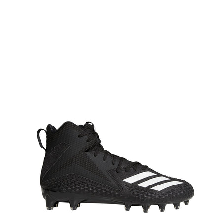 Adidas Men's Freak X Carbon Low Football Cleats - Black / White - B37099