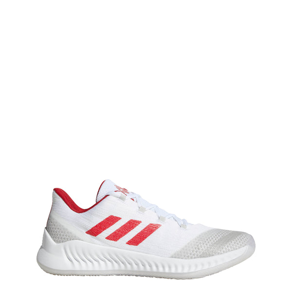 wholesale dealer 6f9fa 30080 adidas mens 2018 harden b e 2 basketball shoe white red scarlet aq0029  james harden