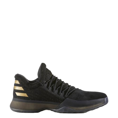 adidas harden vol 1 primeknit pk black gold 'imma be a star' bw0545 basketball shoes james harden