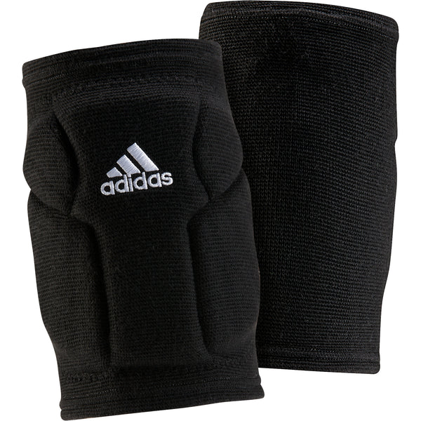 adidas kp elite volleyball knee pad black white ah4842 adult