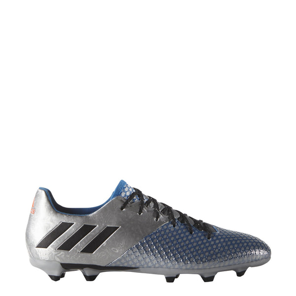 adidas messi 16.2 fg s79629 silver grey blue black soccer cleat