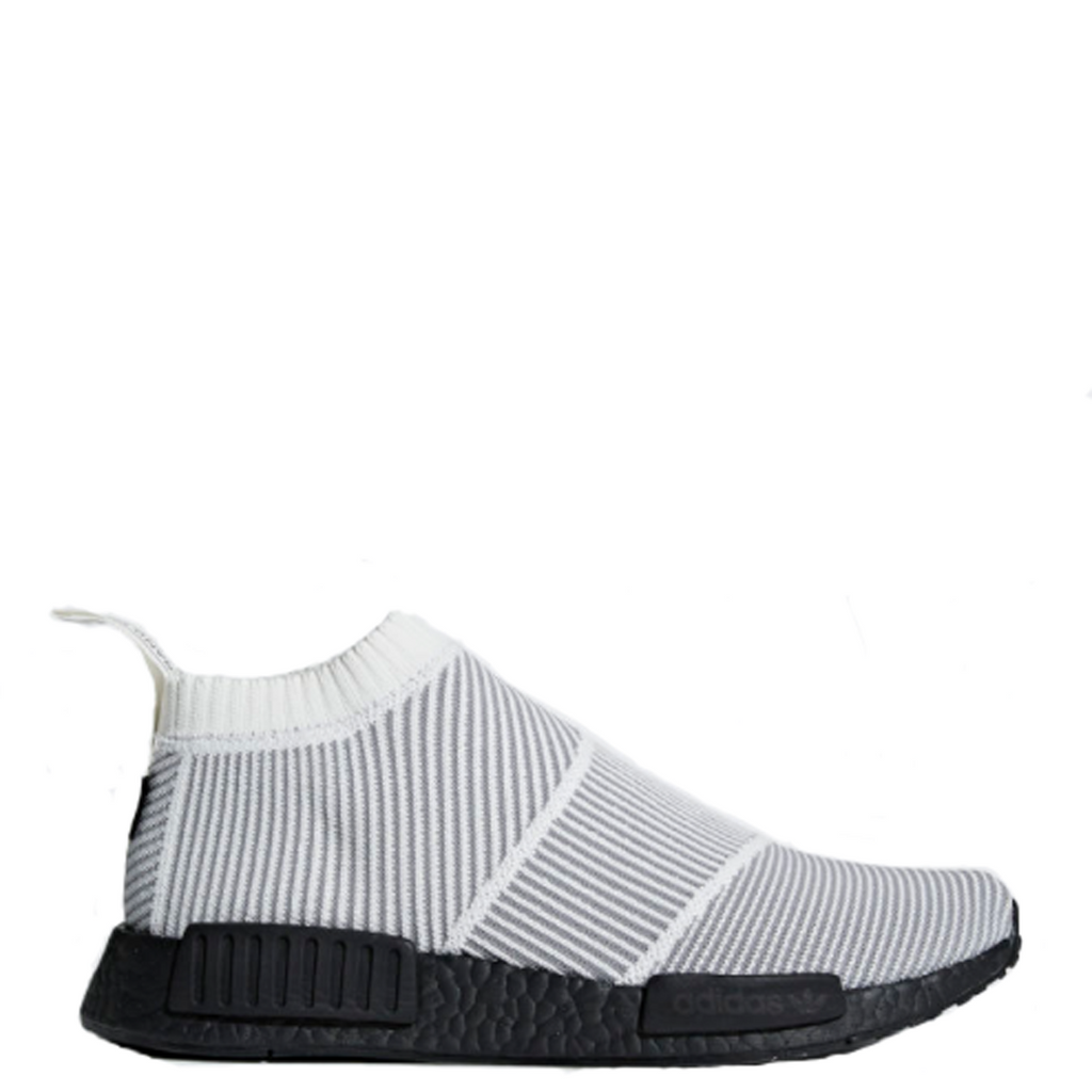 online store 0c9f7 1f5e6 Adidas NMD CS1 GTX Primeknit Waterproof Shoes - White   Black - BY9404 –  Kratz Sporting Goods