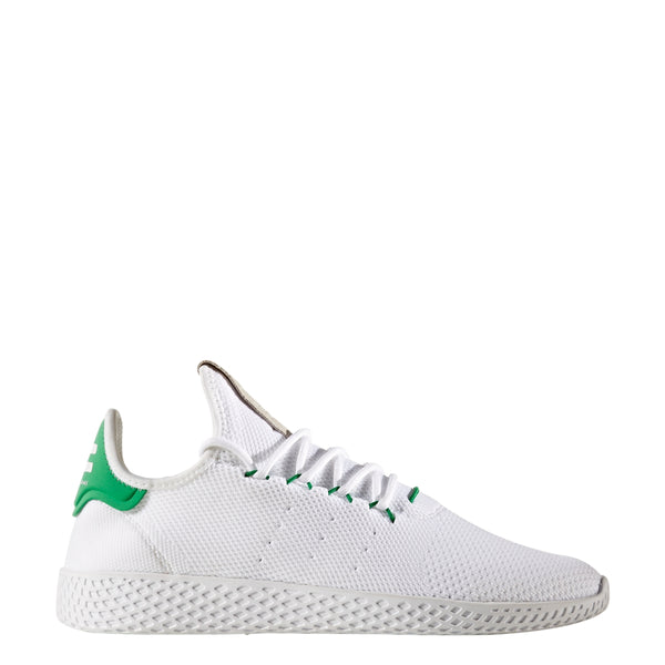 adidas pharrell williams tennis hu white green ba7828