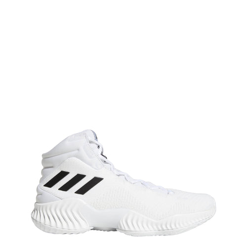 c5a9a8ebdd4 adidas pro bounce 2018 basketball shoe white black ac7429 men mens men s  shoes
