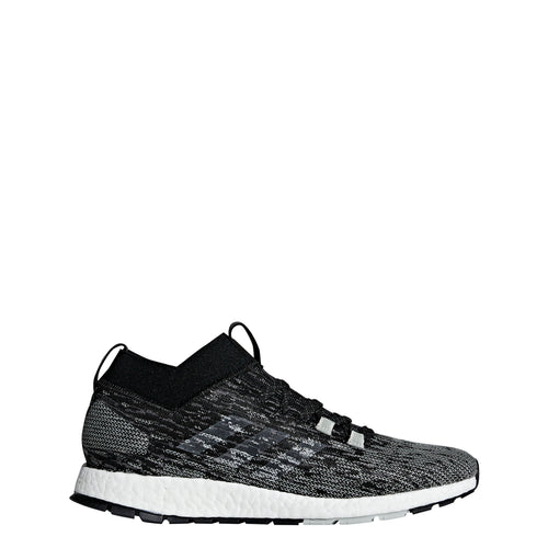 adidas pureboost rbl ltd running shoe black grey gray white silver cm8314 men mens 2018 pure boost limited mid sock fit shoes
