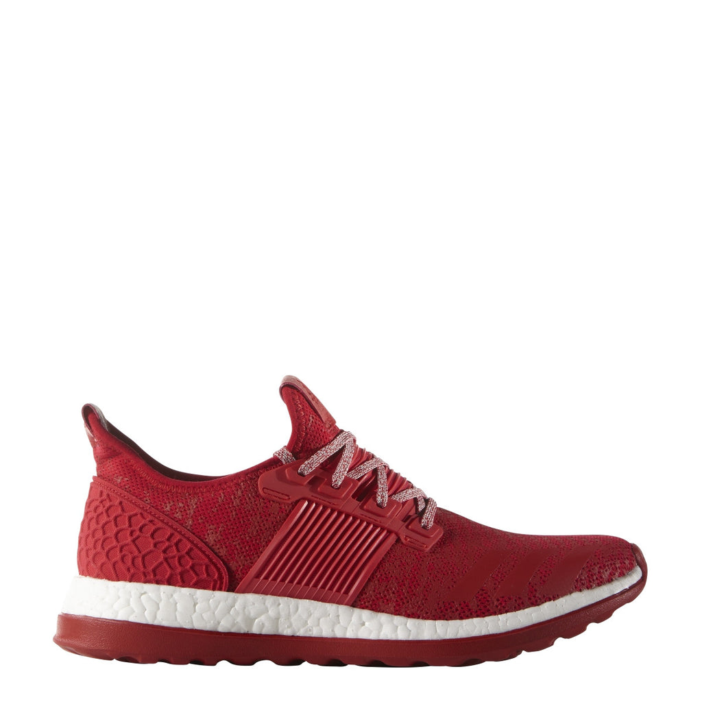 31f2562c0a122 Adidas Men s Pure Boost ZG Running Shoes - Scarlet Red - BA8453 – Kratz  Sporting Goods