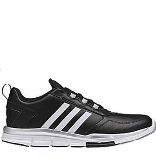 adidas men's speed trainer 2 sl shoe black white silver f37651 baseball turf shoes synthetic leather sale closeout
