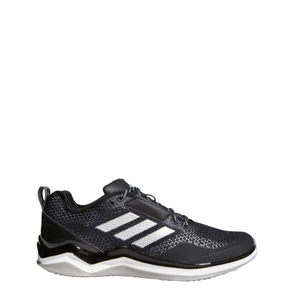 183ddcda5ee825 ... promo code for adidas speed trainer 3 turf baseball shoes black silver  white q16536 mens mens