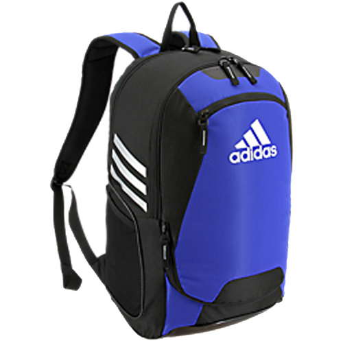 adidas stadium ii 2 backpack bold blue royal black white 5143974 soccer basketball volleyball team bag