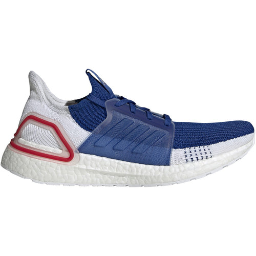 adidas ultra boost 2019 royal blue white red scarlet black ef1340 ultraboost 19 primeknit running shoe best performance comfortable men mens run shoes popular limited team individual sports