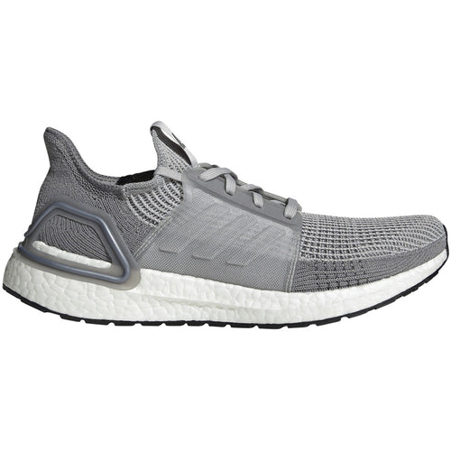 adidas ultra boost 2019 grey white gray onix g54010 ultraboost 19 primeknit running shoe best performance comfortable men mens run shoes popular limited team individual sports