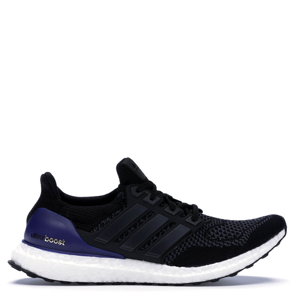 another chance 8ee7f bf7ae Adidas Men's Ultra Boost 1.0 Retro OG 2018 Running Shoes - Black - G28319