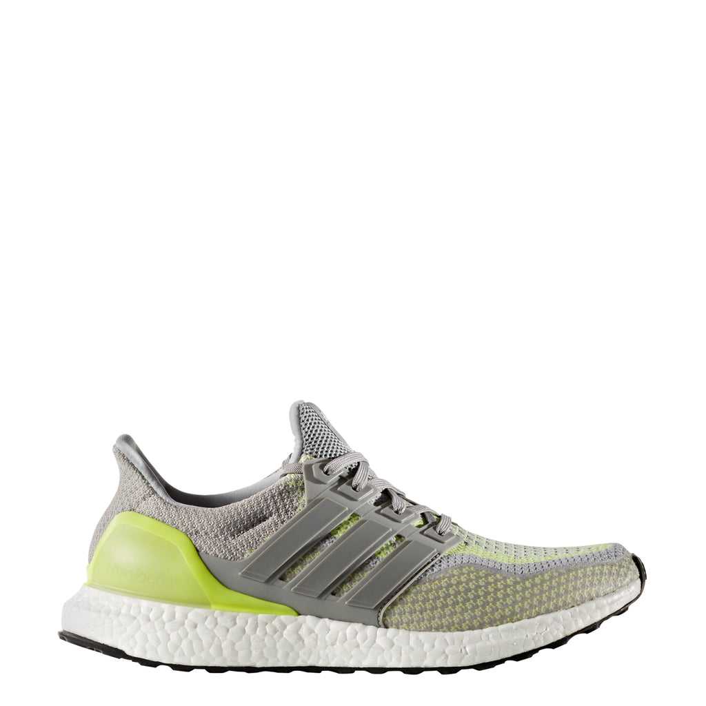 Adidas Men's Ultra Boost 2.0 ATR Limited Glow In The Dark Running Shoes Grey BB4145
