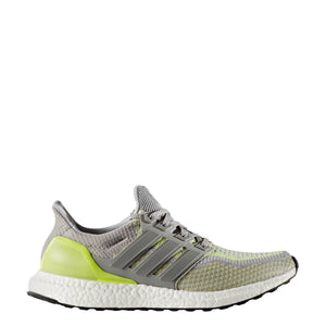 Adidas Men's Ultra Boost 2.0 ATR Limited Glow In The Dark Running Shoes - Grey - BB4145