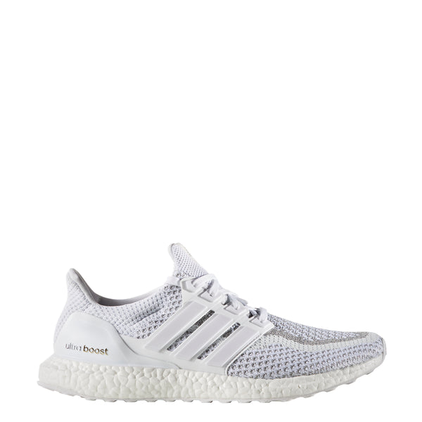 brand new 0f397 38a55 adidas ultra boost 2.0 ltd limited white reflective 3m silver grey running  shoe unvaulted bb3928 men