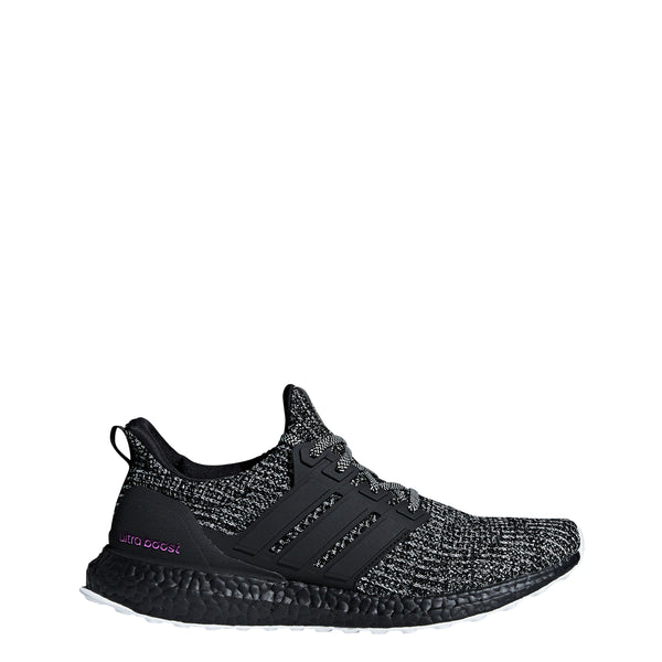 adidas ultra boost 4.0 breast cancer awareness bca running shoe black white pink bc0247 men men's mens ultraboost shoes 2018 limited black boost