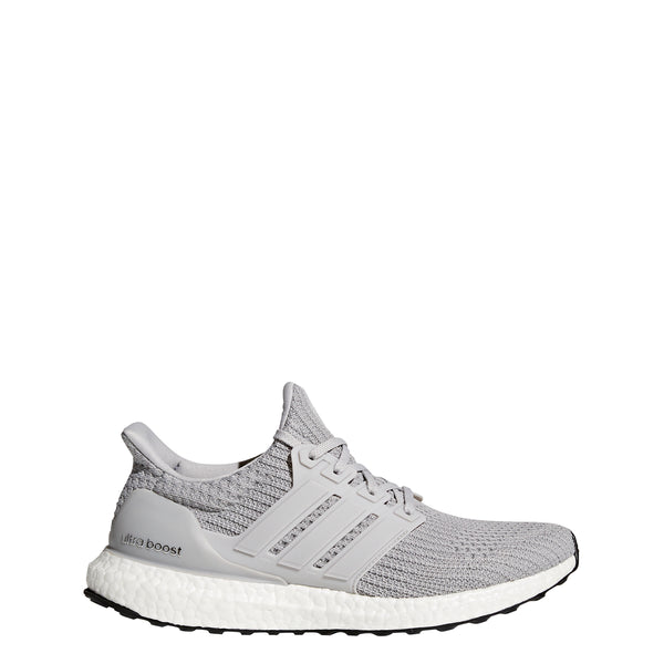 Adidas Men's Ultra Boost 4.0 Running Shoes Grey BB6167