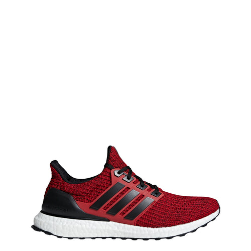 92a899bcfdc12 adidas ultra boost 4.0 running shoe power red black white ee3703 university  of louisville cardinals uofl